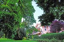 Chalets impériaux dans le parc Napoleon III