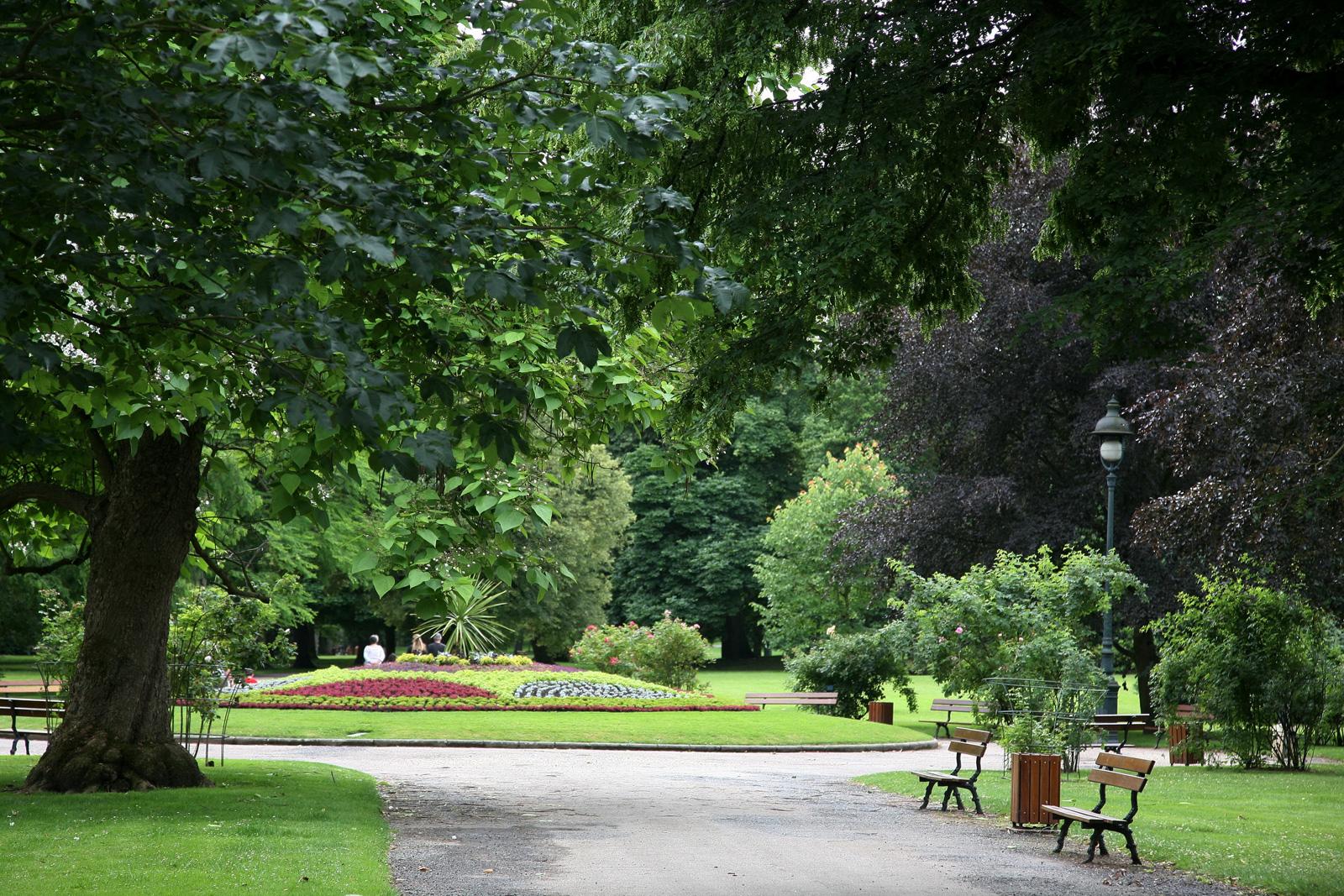 Vichy Parc Napoleon